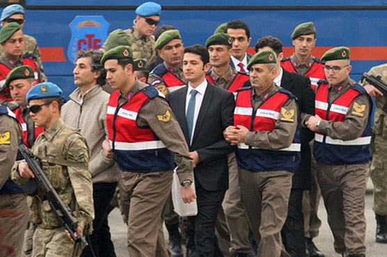 Turkey to review 11,480 cases linked to app used by coup suspects