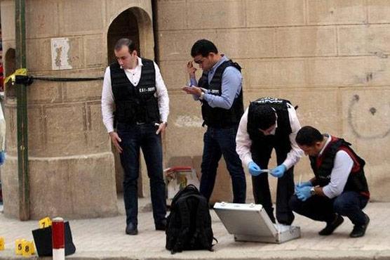 Terror attack on Egypt church leaves nine killed