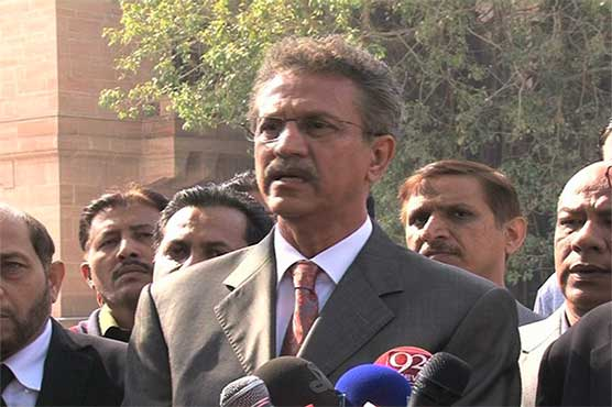 Water commission hearing: Karachi mayor requests being made party