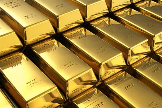 Gold prices hike by Rs 250 per tola
