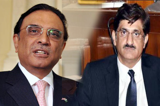New ministers to be added in Sindh cabinet, Sindh CM meets Zardari