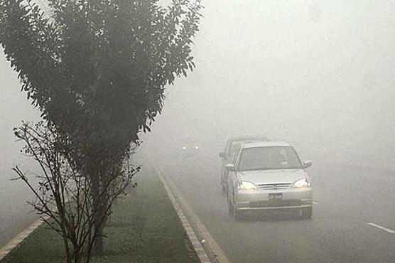 Met Office forecasts fog in Punjab