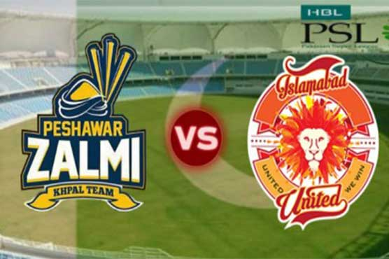 PSL: Islamabad, Peshawar to clash in opening match tonight