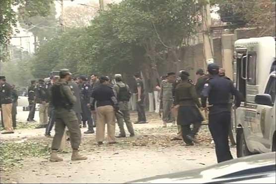 Blast rocks Peshawar's Hayatabad area
