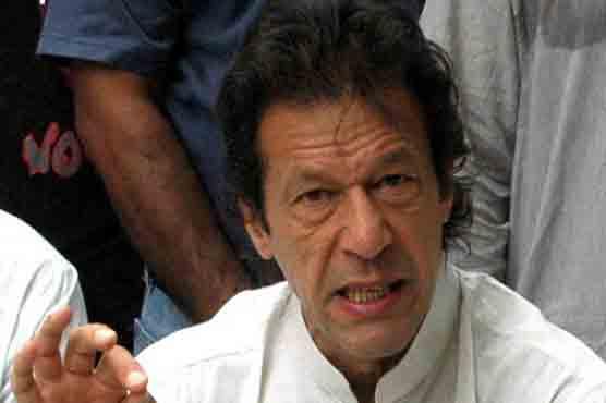 No option other than merging FATA into KP: Imran Khan