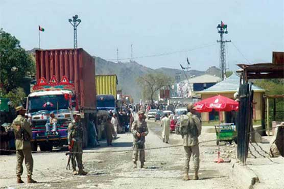 Pak-Afghan border remains closed on third day