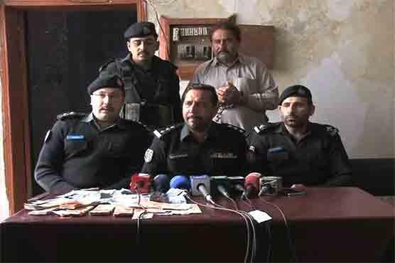 Peshawar: Police thwart currency smuggling bid