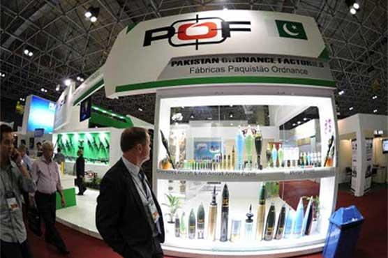 Pakistan Ordinance Factories to open office in UAE