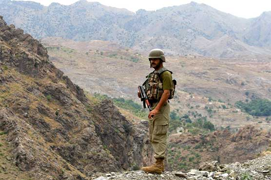 Operation near Afghan border beginning of Zarb-e-Azb's second phase?