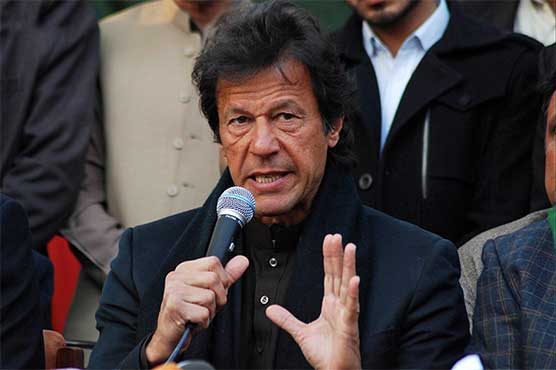 Imran demands countrywide operation simultaneously