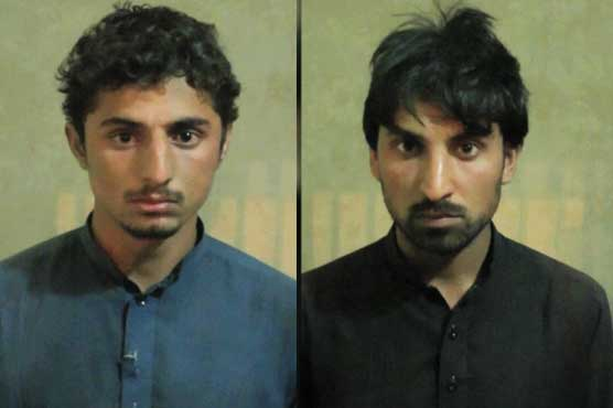 Two truck drivers arrested for smuggling explosives into Pakistan