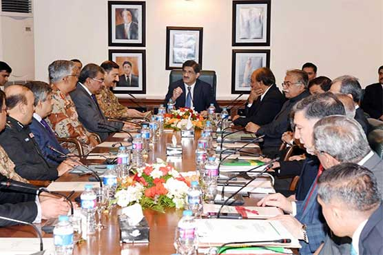Federal govt failed to fulfill responsibilities on NAP: Sindh CM