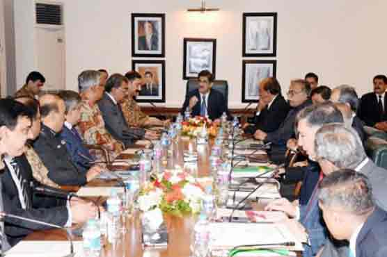 Sindh govt to forward nine cases to military courts
