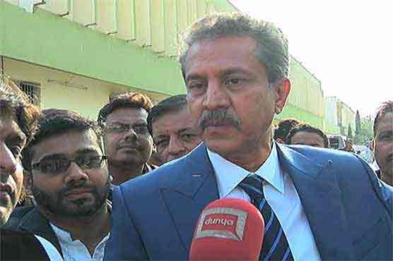 Karachi mayor ignored in major decisions: Waseem Akhtar