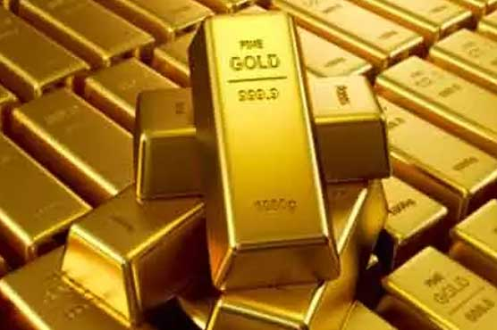 Gold price witnesses Rs100 decline