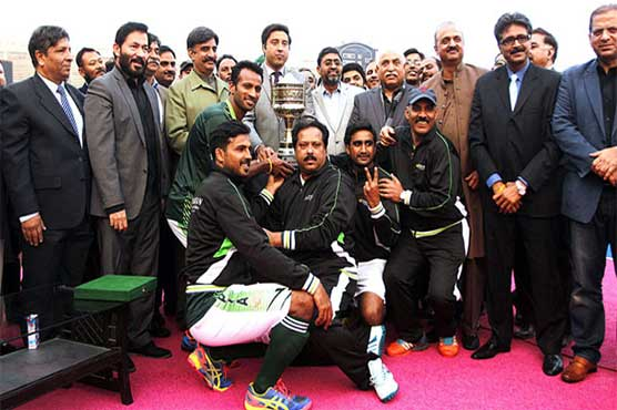 PIA beat NBP in national hockey final, complete title hat-trick