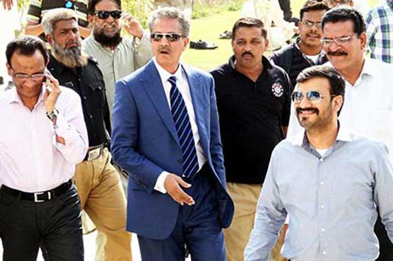 Sindh govt responsible for Karachi mess: Waseem Akhtar