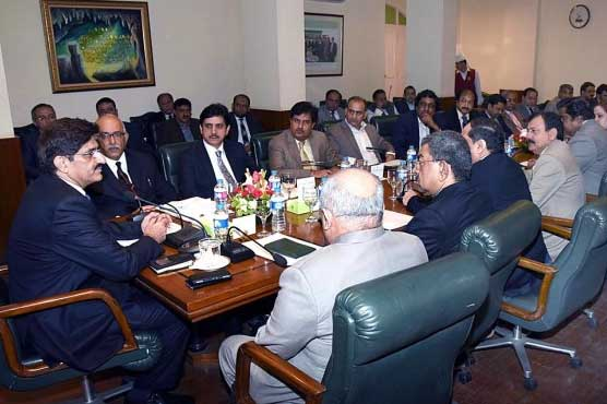 Sindh cabinet to discuss Rangers' special powers, security situation