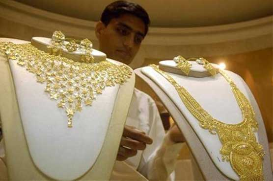 Gold price increased by Rs850 in previous week
