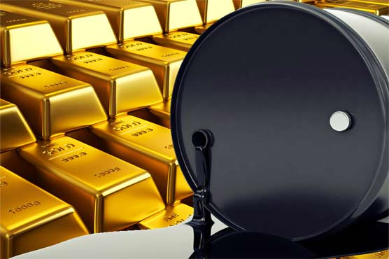 Hike in gold, oil prices throughout international market