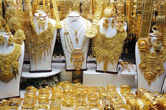 Gold price remains stable in local market