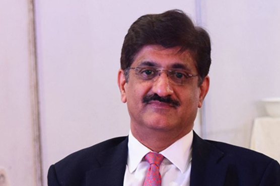 Non-implementation of water distribution pact conspiracy of federation: Sindh CM