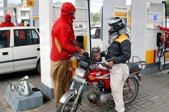 Petrol price hiked by Rs2.25 per litre