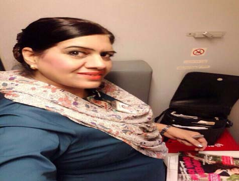 Flying high: PIA hits back after viral air hostess picture