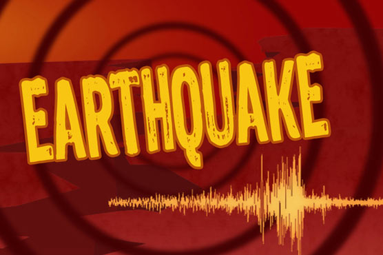 5.2 magnitude earthquake jolts areas within AJK, KP