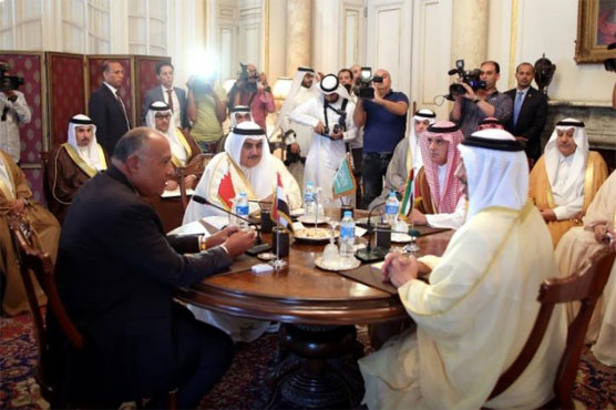 Arab states seek to step up pressure on Qatar over 2013 accord
