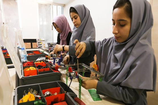 Muslim Ban? US to finally allow Afghan girls to visit for robotics contest