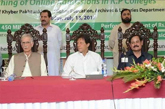 PTI Chief admits no 'change' in KP health department despite 4.5 years