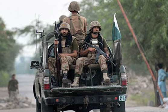 Cross-border attack foiled, 2 alleged suicide bombers killed