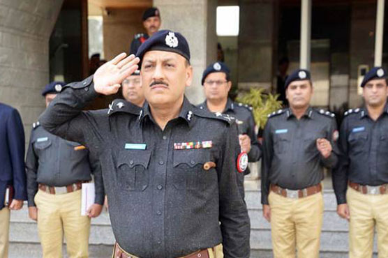 Orders of govt undermining my control, Sindh IGP tells CM
