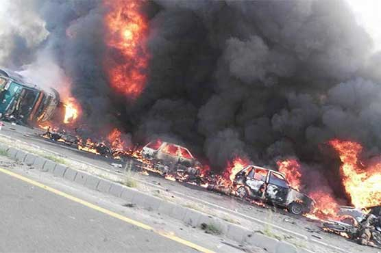 Ahmedpur Sharqia tragedy: Oil tanker was not checked at Shell terminal, OGRA tells LHC