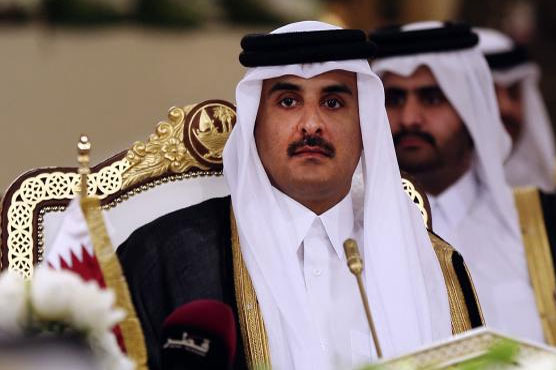 Qatar denounces 'unjustified' cut of Gulf ties