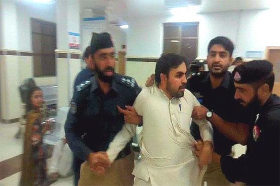 YDA announces strike after police torture Peshawar doctors