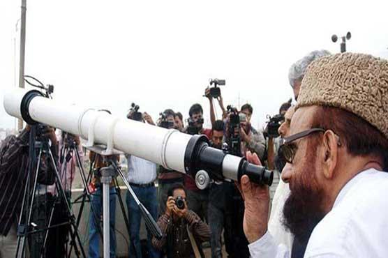 Ruet-e-Hilal Committee to meet in Peshawar for Shawwal moon sighting