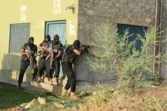 Radd-ul-Fasaad: Three terrorists killed in Peshawar IBOs