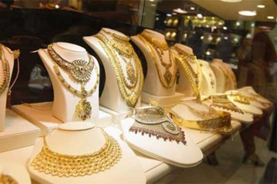 Gold price drops by Rs800 per tola in last week