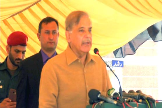 Those claiming to change Punjab should 'clean' Karachi first: CM Shehbaz