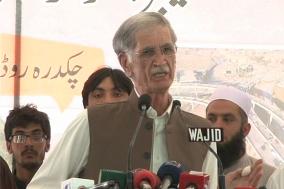 KP CM sends notice to DC Abbottabad over using sports ground as helipad