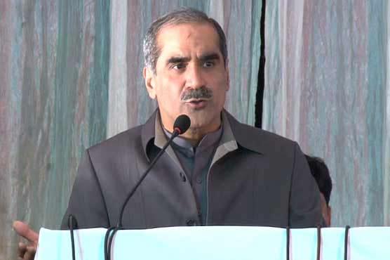 Zardari converted Sindh into ruins, blames Saad Rafique