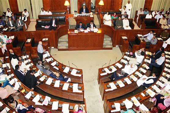 Ruckus in Sindh Assembly as MQM raises Bagh Ibne Qasim issue