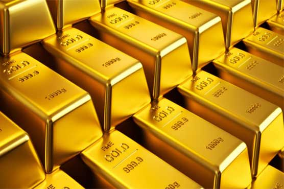 Gold price drops by Rs200 per tola