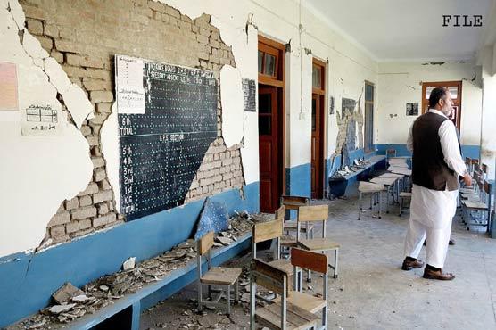 Blast hits girls school in Peshawar, another bomb defused