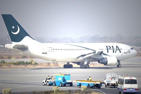 Pakistan among the lowest ranked in commercial air traffic with India
