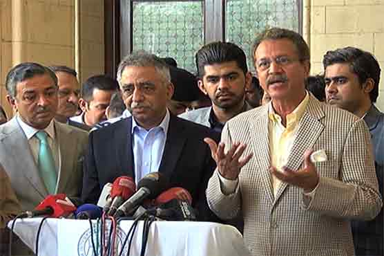 Sindh governor for due rights to local bodies' representatives