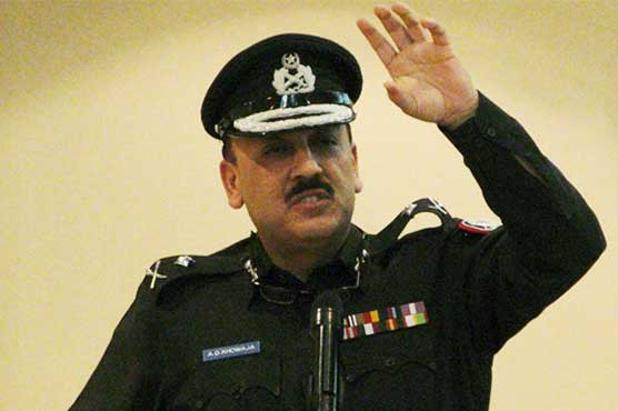 AD Khawaja offers to leave Sindh IG post
