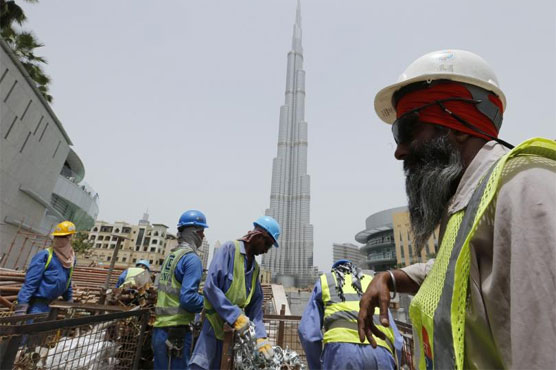 UAE home to world's highest percentage of immigrants